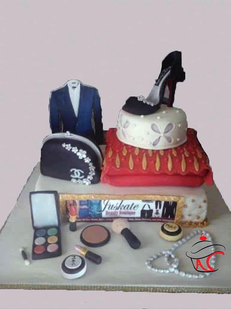 Custom Requests cake
